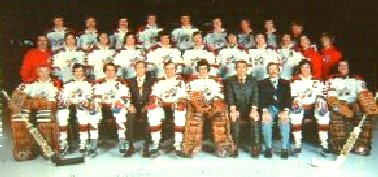 Indianapolis Racers ''76-'77