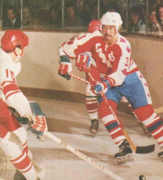 jc tremblay tries to avoid a russian attack in '74